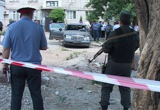 محاولة اغتيال رئيس مركز محاربة التطرف في محج قلعة الداغستانية