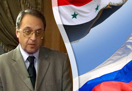 الخارجية الروسية: موسكو لاترى سببا لتعليق التعاون العسكري التقني مع سورية