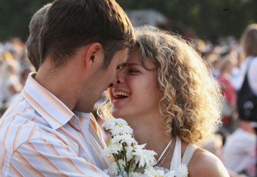 روسيا تحتفل بعيد الاسرة والحب والاخلاص