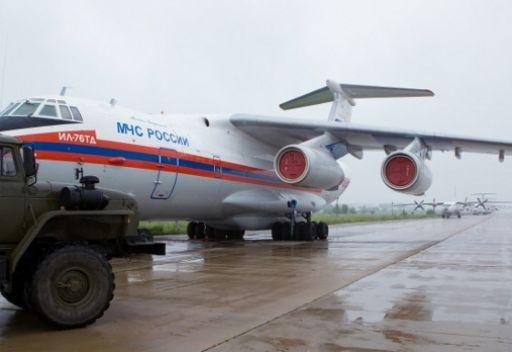 الخارجية الروسية: الدفعة الثانية من المساعدات الروسية الى ليبيا ستصل في 26 يوليو/تموز