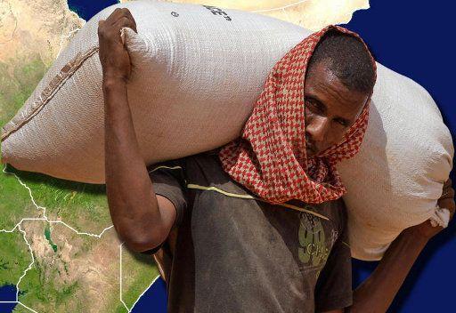 الامم المتحدة  ترفع المبلغ اللازم لتقديم المساعدة الغذائية العاجلة الى الدول الافريقية الى 2.48 مليار دولار