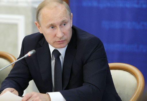 بوتين: انتاج النفط في روسيا العام الحالي يتوقع على مستوى 508 - 509 ملايين طن