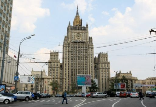 الخارجية الروسية: موسكو لن تبقي دون رد النوايا الامريكية المتعلقة بعدم منح تأشيرات سفر لمجموعة من المسؤولين الروس