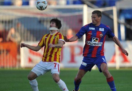 فولغا-غاسبروم يواجه تسيسكا موسكو في ثاني أدوار كأس روسيا