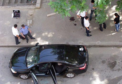 اغتيال المتحدث باسم رئيس جمهورية داغستان الروسية