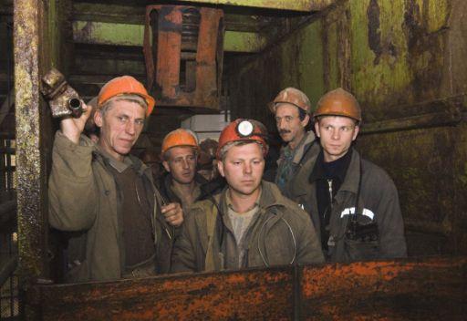 مصرع 16 عاملا في انفجار بمنجم فحم شرق أوكرانيا