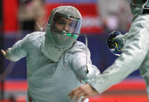الروسي ياكيمينكو بطل أوروبا في المبارزة