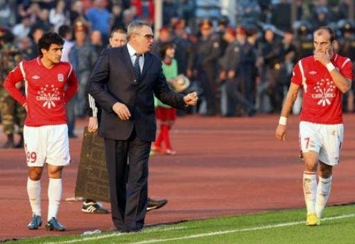 تشكيل فريق رديف للمنتخب الروسي لكرة القدم