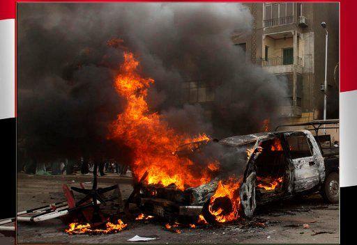 قتلى وجرحى في اشتباكات عنيفة بين القوات المصرية ومسلحين في العريش بشمال سيناء