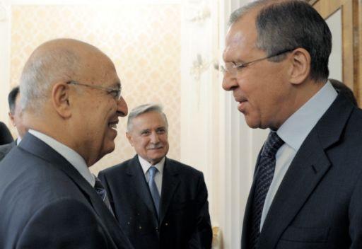 لافروف: موسكو تأمل في أن يسهم اجتماع الرباعية في استئناف مفاوضات السلام