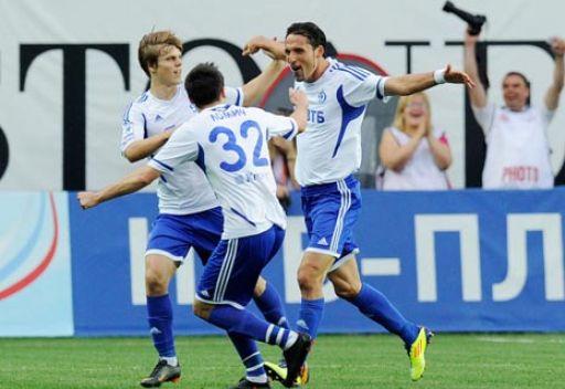 دينامو موسكو يفوز على رابيد بوخارست ودياً