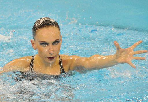 ايشينكو تحرز الذهبية الرابعة لروسيا في بطولة العالم للألعاب المائية