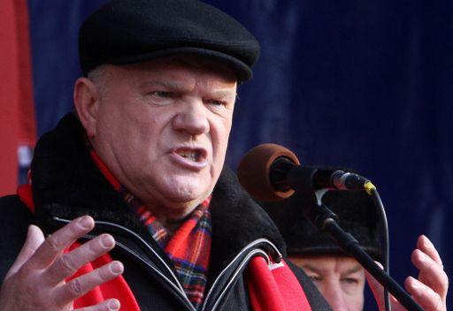 الحزب الشيوعي الروسي يعلن عن تأسيس حركة