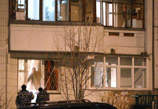 انفجار يهز مبنى نيابة إحدى دوائر موسكو دون وقوع إصابات