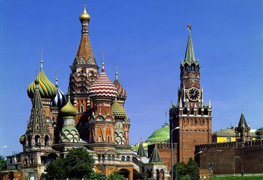 450 عاما على انشاء احدى اجمل كنائس روسيا
