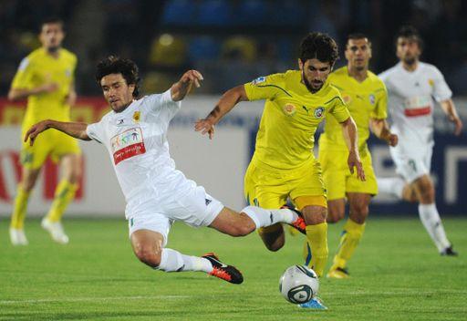 ايتو يسجل باكورة أهدافه في الدوري الروسي
