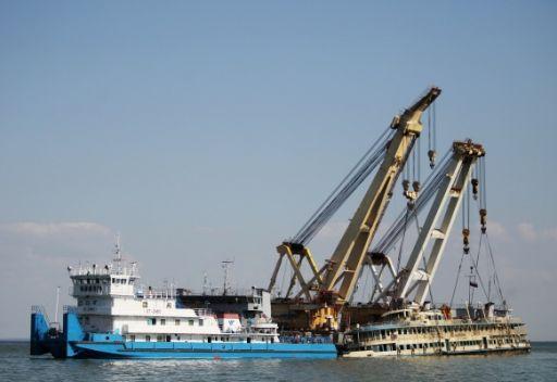 الهيئة الروسية للرقابة على النقل ترجع اسباب كارثة السفينة