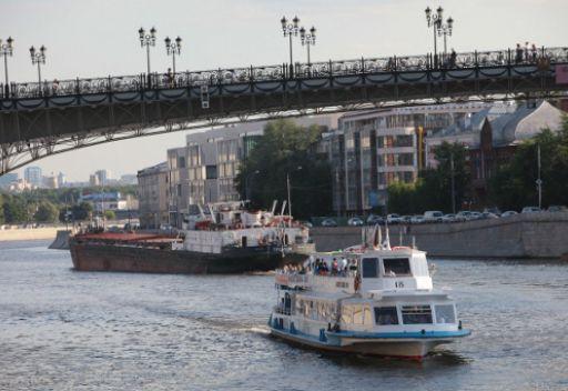 مقتل شخص  في تصادم زورقين في نهر موسكو