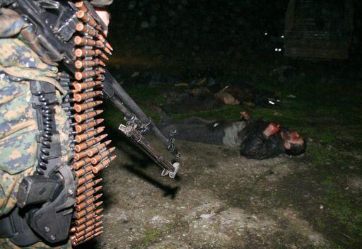 تصفية 7 مسلحين بينهم معاون احد رؤوس العصابات المسلحة بجمهورية الشيشان
