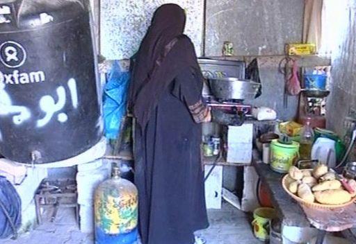 رمضان في غزة.. الإفطار تحت خيمة مهترئة