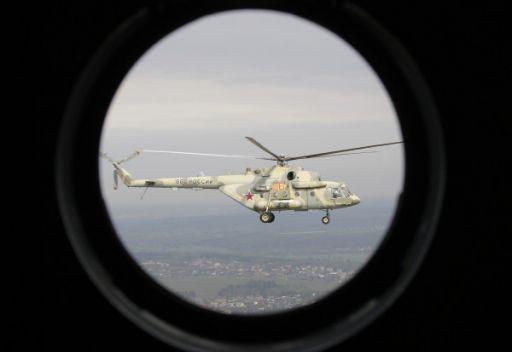روسيا تسلم أفغانستان 9 مروحيات من طراز