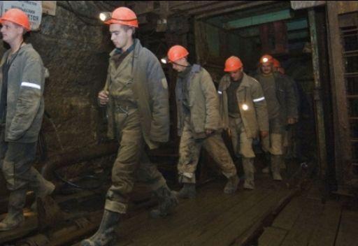 اوكرانيا...انفجار جديد في احد مناجم الفحم بمقاطعة لوغانسك