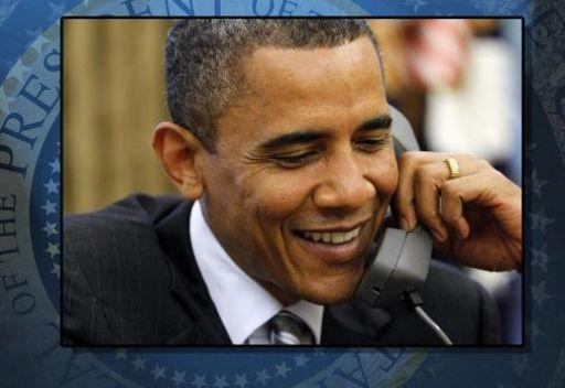 أوباما وكاميرون ينسقان مواقفهما إزاء سورية ويؤكدان ضرورة وقف العنف فورا