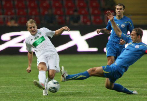 روستوف يتعادل إيجابيا مع تيريك غروزني