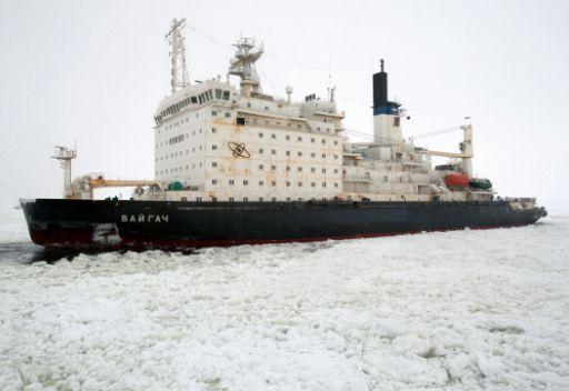 روسيا تنوي بناء 4 كاسحات جليد قبل عام 2015