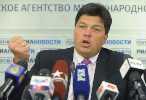 مارغيلوف: المعارضة الليبية تهتم بإقامة علاقات حسنة مع روسيا
