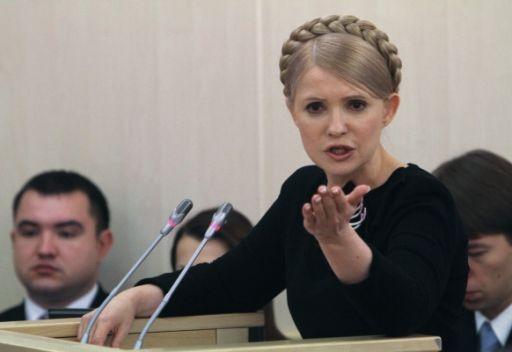 تيموشينكو تطالب برفع دعوى قضائية بحق فيكتور يانوكوفيتش