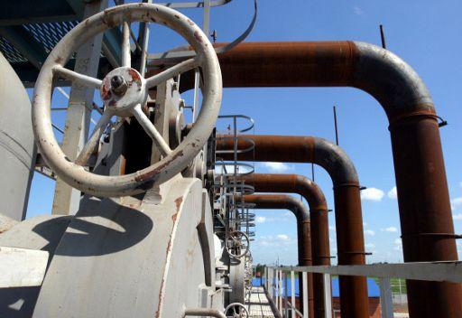 أوكرانيا تنظر في ألغاء عقد لتوريد الغاز الروسي