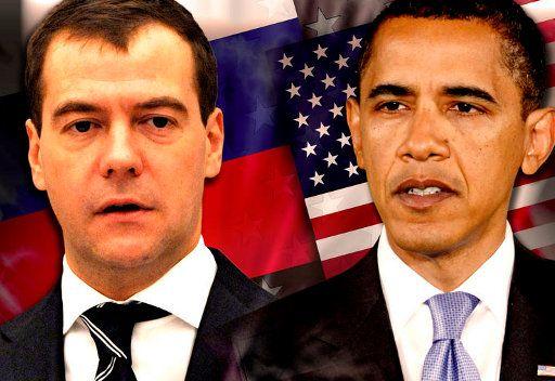 مدفيديف واوباما يبحثان انضمام روسيا الى منظمة التجارة العالمية