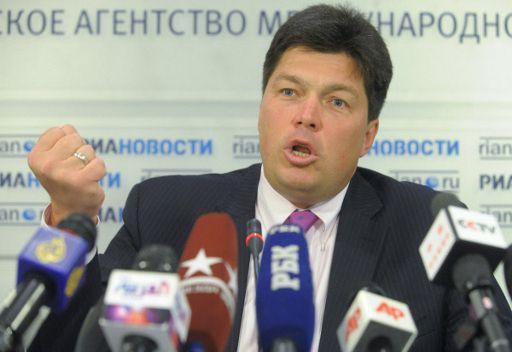 مارغيلوف: الانتقالي الليبي لن يُسّيس الاتفاقيات المبرمة مع روسيا