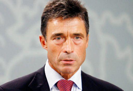 راسموسن يحذر من خطر الاسلام المتطرف في ليبيا