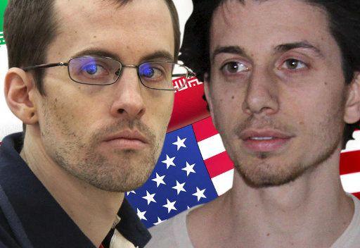 المواطنان الأمريكيان المفرج عنهما من قبل ايران: اعتقلونا لأسباب سياسية