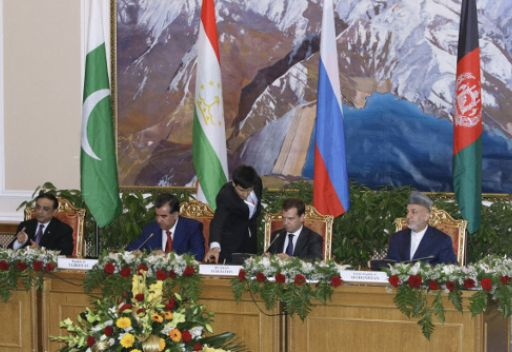 مدفيديف الى طاجيكستان للمشاركة في قمة اقليمية حول قضايا الامن ومكافحة المخدرات