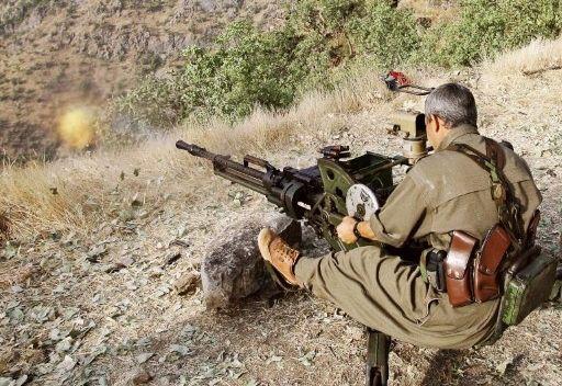 تركيا وايران تستعدان لشن عملية عسكرية مشتركة ضد الانفصاليين الاكراد