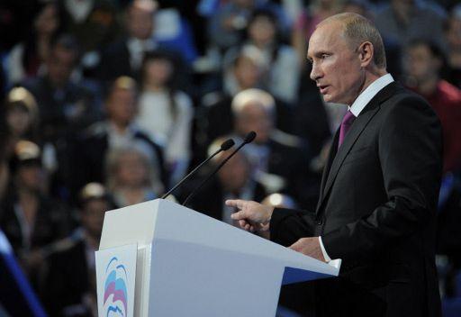 بوتين: انضمام روسيا الى الدول الخمس ذات الاقتصاد المتطور جدا امر واقعي خلال السنوات الخمس المقبلة