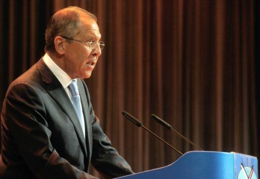 لافروف يبحث الوضع في الشرق الأوسط مع عدد من نظرائه من دول المنطقة