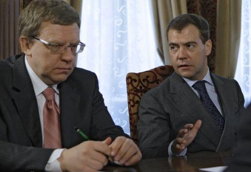 وزير المالية الروسي يستبعد عمله في حكومة يترأسها دميتري مدفيديف