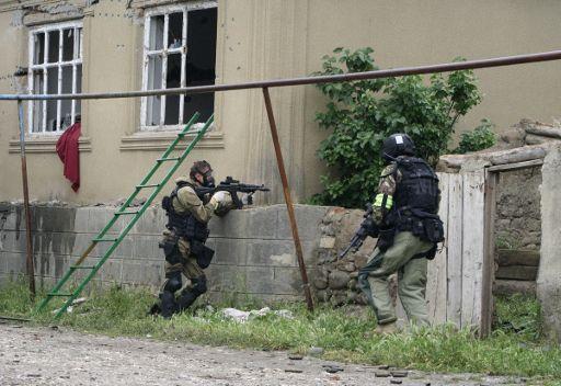تصفية رئيس عصابة في عملية خاصة بداغستان