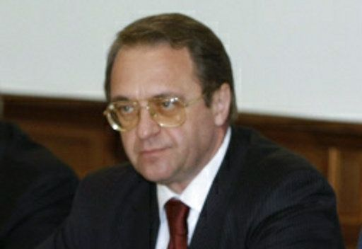 نائب وزير الخارجية الروسي: موسكو ضد أي تدخل في الشؤون السورية