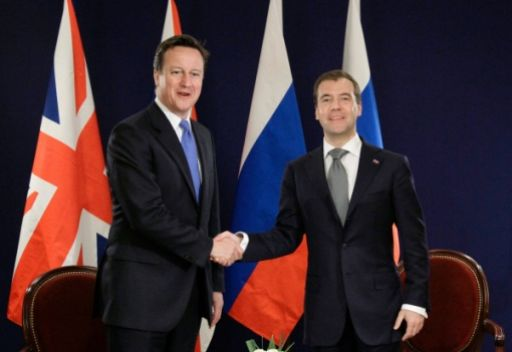كاميرون: لندن وموسكو تتفقان في سعيهما إلى أن تكون ليبيا دولة مستقرة وديموقراطية وموحدة