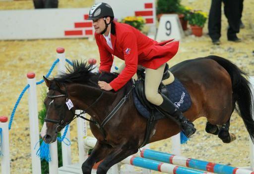 الروسي مويسييف يتوج بذهبية الألعاب الخماسية