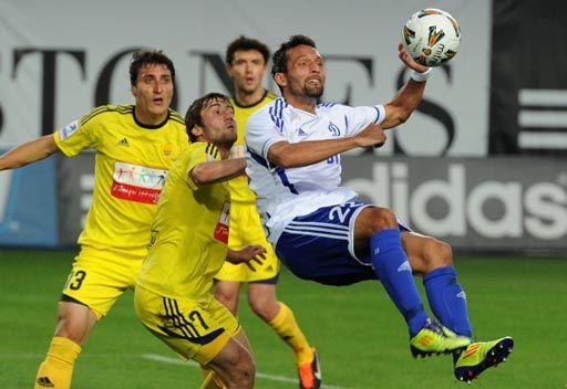 دينامو موسكو يجتاز عقبة أنجي في ثمن نهائي كأس روسيا