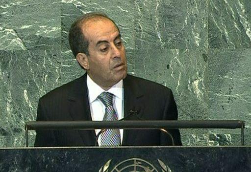 محمود جبريل في الأمم المتحدة يدعو المجتمع الدولي إلى دعم ليبيا لبدء مرحلة إعادة البناء