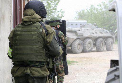 القضاء على زعيم مجموعة ارهابية في جمهورية داغستان الروسية