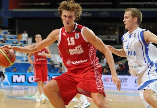 روسيا تبلغ ربع نهائي كأس أوروبا لكرة السلة