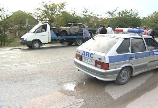 انفجار سيارة مفخخة يودي بحياة 8 اشخاص بجمهورية داغستان